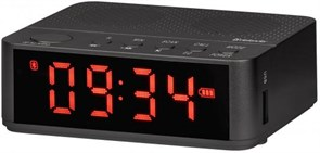 (230906) Портативная колонка Defender Enjoy M800, 3 Вт, Bluetooth, FM, будильник, microSD/USB, синяя