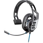 (1013970) Наушники с микрофоном Plantronics RIG 100HS черный/синий 1.3м накладные (209190-05)