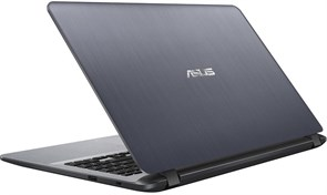 "(1013960) Ноутбук Asus X507MA-EJ012 Pentium Silver N5000, 4Gb, 1Tb, Intel UHD Graphics 605, 15.6"", FHD (1920x1080), Endless, grey, WiFi, BT, Cam"