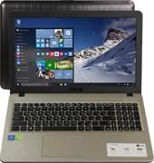 "(1013959) Ноутбук Asus VivoBook X540NV-GQ072 Pentium N4200, 4Gb, 500Gb, DVD-RW, nVidia GeForce 920MX 2Gb, 15.6"", HD (1366x768), Endless, black, WiFi, BT, Cam"