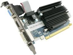 (1014040) Видеокарта Sapphire PCI-E 11190-02-10G AMD HD6450 1024Mb 64b DDR3 DVIx1/HDMIx1/CRTx1 oem