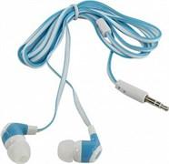 (174471)  Наушники Defender Trendy 702 белые/голубые