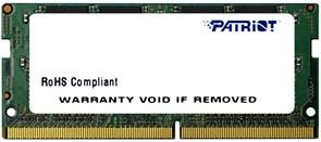 (1014070) Модуль памяти для ноутбука 16GB PC17000 DDR4 SO PSD416G21332S PATRIOT