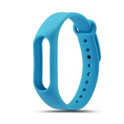(1014049) Аксессуар для фитнес-гарнитуры STRAP MI BAND 2 BLUE 21929 BORASCO