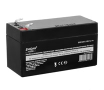 (1014121) Exegate EP269857RUS Аккумуляторная батарея  Exegate Power EXG12013, 12В 1.3Ач, клеммы F1