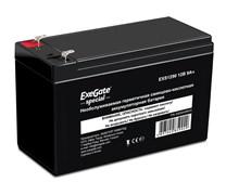 (1014117) Exegate ES252438RUS Аккумуляторная батарея  Exegate Special EXS1290, 12В 9Ач, клеммы F2