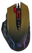 (1014138) Мышь A4 Bloody J95 рисунок оптическая (5000dpi) USB2.0 игровая (9but)