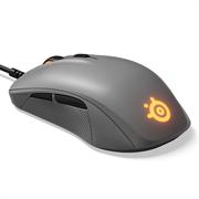 (1014131) Мышь Steelseries Rival 110 серый оптическая (7200dpi) USB игровая (6but)