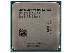 (1014202) Процессор AMD A12 X4 9800E  SAM4 OEM  AD9800AHM44AB  {3.1-3.8GHz, 2MB, 35W, R7}