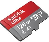 (1014194) Карта памяти MICRO SDXC 128GB UHS-I W/A SDSQUNS-128G-GN6TA SANDISK
