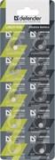(1014172) Батарея ALKALINE LR621-10B AG1 1шт 56301 DEFENDER