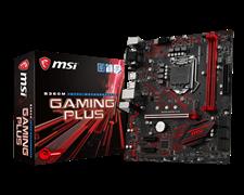 (1014144) Материнская плата MSI B360M GAMING PLUS Soc-1151v2 Intel B360 2xDDR4 mATX AC`97 8ch(7.1) GbLAN+VGA+DVI+HDMI