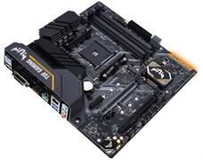 (1014220) Материнская плата Asus TUF B450M-PRO GAMING Soc-AM4 AMD B450 4xDDR4 mATX AC`97 8ch(7.1) GbLAN RAID+D
