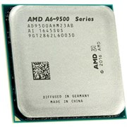 (1014215) Процессор AMD A6 9500 AM4 (AD9500AGM23AB) (3.5GHz/100MHz/R5) OEM