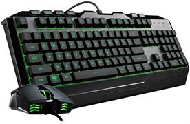 (1014224) Клавиатура + мышка DEVASTATOR3 RU SGB-3000-KKMF1-R COOLER MASTER