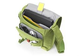 (3331187) Сумка для ноутбука Dicota 11.6 - 14.1 Dee Messenger, зелёный(350 x 280 x 135 mm)
