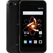 "(1014333) Смартфон Digma Linx Atom 3G 4Gb 512Mb черный 3G 2Sim 4"" TN 480x800 And8.1 2Mpix 802.11bgn BT"