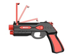(1014348) Пистолет виртуальной реальности Hiper VR ARGUN501 черный/красный