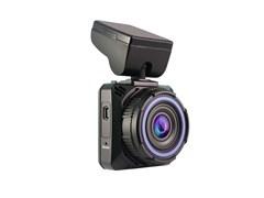 (1014344) Видеорегистратор Navitel R600 черный 12Mpix 1080x1920 1080p 170гр. Novatek NT96650