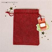 Мешочек подарочный «Теплых мгновений», 13 × 18 см