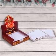 """Бумага для записей в коробке """"Денежного года"""" 250 листов 9 х 9 х 3 см    3333778"""
