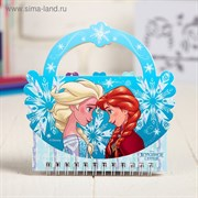 """Блокнот-сумочка """"Волшебство рядом"""", Холодное сердце   3295933"""