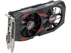 (1014370) Видеокарта Asus PCI-E CERBERUS-GTX1050-O2G nVidia GeForce GTX 1050 2048Mb 128bit GDDR5 1404, 7008 DVIx1, HDMIx1, DPx1, HDCP Ret