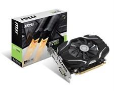 (1014369) Видеокарта MSI PCI-E GTX 1050 2G nVidia GeForce GTX 1050 2048Mb 128bit GDDR5 1354/7000 DVIx1/HDMIx1/DPx1/HDCP Ret