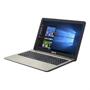 "(1014378) Ноутбук Asus VivoBook X540NA-GQ063 Celeron N3350, 4Gb, 1000Gb, Intel HD Graphics, 15.6"", HD (1366x768), Linux, black, WiFi, BT, Cam 90NB0HG1-M04460"