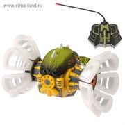 Инопланетянин «Мини-Химера», на радиоуправлении, с аккумулятором, световые и звуковые эффекты, цвета МИКС