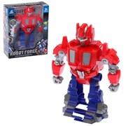 (1553591) Робот «Автобот», световые и звуковые эффекты, работает от батареек 1553591