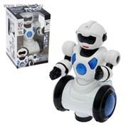 Робот «Танцор «, световые и звуковые эффекты, работает от батареек