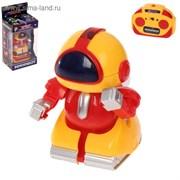 Робот радиоуправляемый «Минибот», световые эффекты