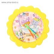 (2426196) Часики обучающие малые, цвета МИКС   2426196