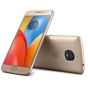 "(1014426) Смартфон Motorola XT1771 E4 Plus 16Gb 3Gb золотистый моноблок 3G 4G 5.5"" 720x1280 Android 7.1.1 13Mpix 802.11abgn BT GPS GSM900, 1800 GSM1900 TouchSc MP3 FM A-GPS microSD max128Gb"