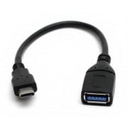 (1014743) Кабель-адаптер 5bites TC304-02OTG USB3.0 / AF-CM / 0.2M