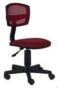 (1014500) Кресло Бюрократ CH-299/CH/15-11 спинка сетка бордовый сиденье бордовый 15-11