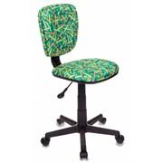 (1014528) Кресло детское Бюрократ CH-204NX/PENCIL-GN зеленый карандаши