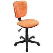 (1014525) Кресло детское Бюрократ CH-204NX/GIRAFFE оранжевый жираф