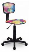 (1014534) Кресло детское Бюрократ CH-299-F/ABSTRACT спинка сетка абстракция