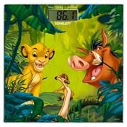 (1010875) Весы напольные электронные Scarlett SC-BSD33E894 макс.150кг зеленый/рисунок