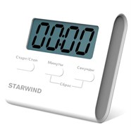 (1010885) Таймер Starwind SST1151 белый пластик