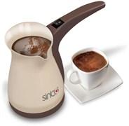 (1010787) Кофеварка Электрическая турка Sinbo SCM 2928 1000Вт коричневый