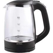 (1010826) Чайник Supra KES-2008 2л. 2200Вт черный (стекло)