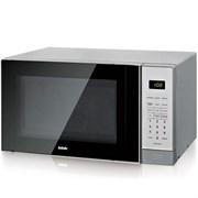 (1014714) Микроволновая Печь BBK 20MWS-729S/BS 20л. 700Вт серебристый/черный