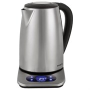 (1014689) Чайник Polaris PWK 1788CAD 1.7л. 2200Вт серебристый (нержавеющая сталь)