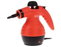(1010880) Пароочиститель ручной Sinbo SSC 6411 1050Вт красный