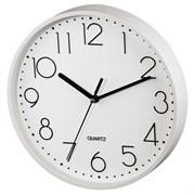 (1014692) Часы настенные аналоговые Hama PG-220 белый