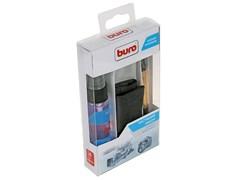(1014823) Чистящий набор (салфетки + гель) Buro BU-Photo+Video для фото и видеотехники блистер 30мл