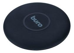 (1014816) Беспроводное зар./устр. Buro QF3 QC3.0 1.2A+1A универсальное черный (QF3)